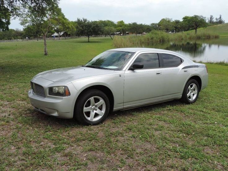 2008 Dodge Charger SXT 4dr Sedan In Hialeah FL - A&D Motor Sales Call Maria 786-380-2584 easy to finance, bad credit, no credit is ok no social security$6,990