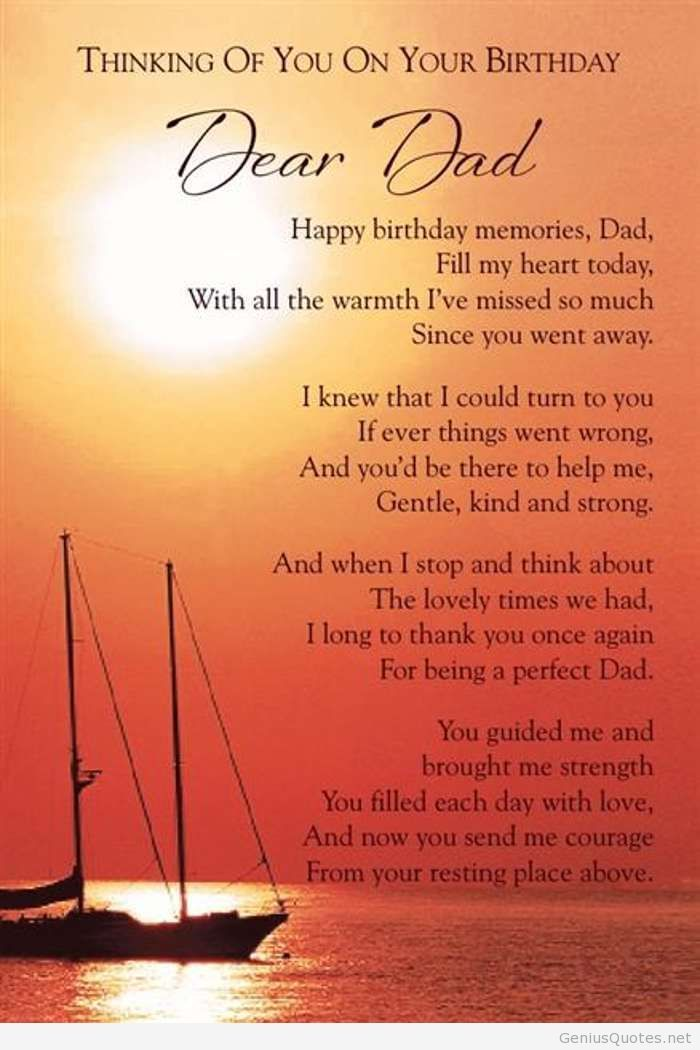 Happy Birthday Daddy Quotes | Happy birthday quotes for your daddy