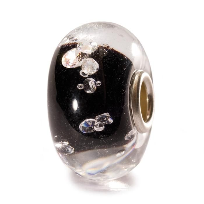 """""""Diamonds are a girl's best friend,"""" according to Marilyn Monroe in the 1953 film """"Gentlemen Prefer Blondes"""". Indeed, diamonds have always fascinated us. This crystal orb is embedded with 13 cubic zirconias."""