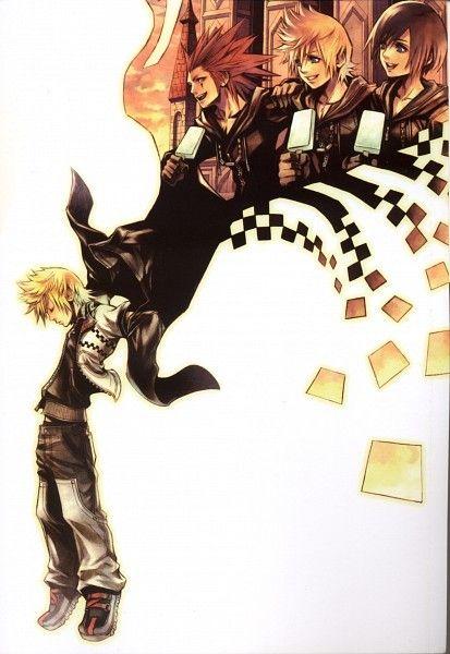 #Kingdom Hearts, une série de #jeux vidéos #japonais d'action-RPG par Square Enix