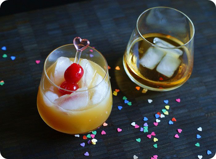 Honey of a Whisky Sour