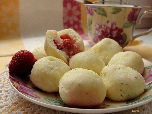 Dumplings With Cottage Cheese Recipe
