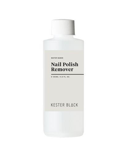 Water Based Nail Polish Remover | Kester Black $20