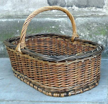 shopper by allaboutwillow.co.uk..I love this basket