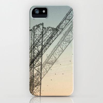 Crane's memories iPhone & iPod Case by Daniel Rey - $35.00