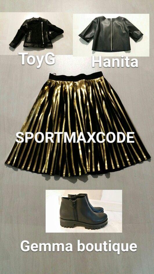 #gemmaboutique #sportmaxcode #fw15 #fashion #hanita #toyg