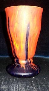Large Ruckl VaseRuckl Vases, Ruckl Glasses, Large Ruckl