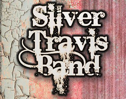 """Check out new work on my @Behance portfolio: """"Silver Travis Band"""" http://be.net/gallery/61596681/Silver-Travis-Band"""