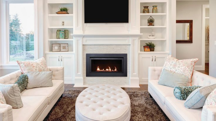 the 25 best gas fireplace mantel ideas on pinterest white fireplace mantels white fireplace. Black Bedroom Furniture Sets. Home Design Ideas