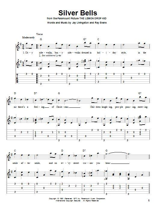 Jay Livingston: Silver Bells