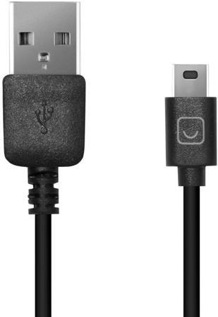 Prime Line Prime Line USB-miniUSB  — 250 руб. —  Кабель Prime Line USB-miniUSB используется для передачи данных, быстрой зарядки аккумуляторов и синхронизации устройств, которые поддерживают этот стандарт. Простая конструкция позволяет применять провод для подключения любых приспособлений независимо от брендов и моделей. Оптимальный размер. Длины в 1,2 метра точно достаточно для использования кабеля в большинстве случаев. При этом он не путается, как длинные провода, и занимает много…