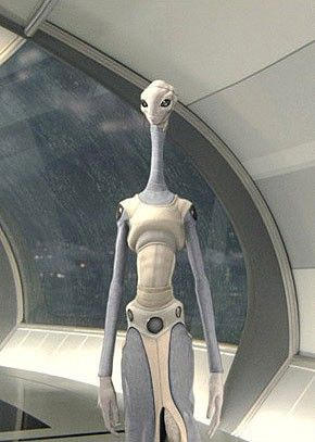 """Taun We from Kamino """"After all these years, we were beginning to think you weren't coming."""""""