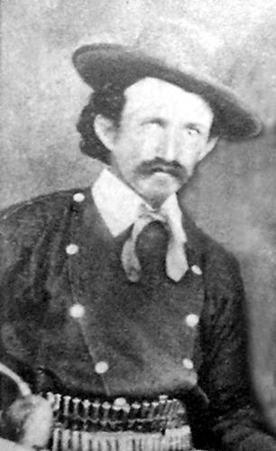 Charlie Bowdre was a regulator in the Lincoln County merchant wars along with Billy the Kid