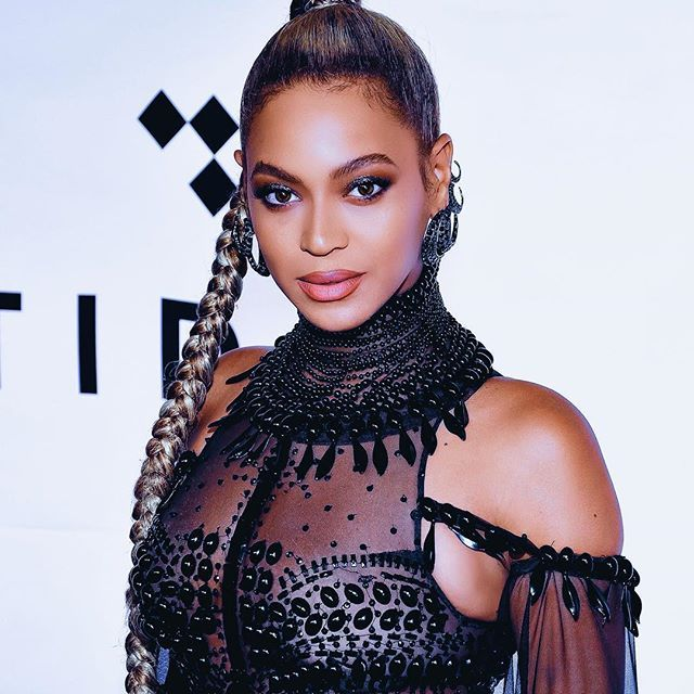 Beyoncé TIDAL X 1015 Barclays Center New York City NY 15th October 2016