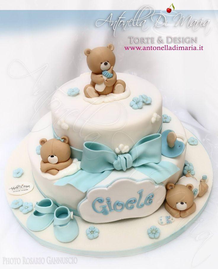D Teddy Bear Cake Recipe
