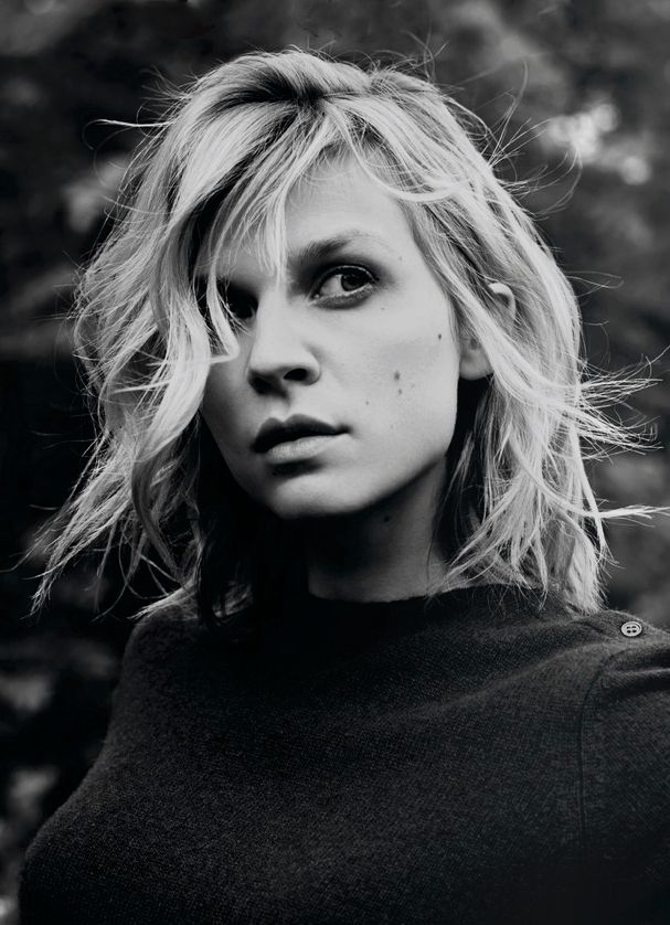 Hair | Clémence Poésy - Pablo - Autumn/Winter 2014 | Pinned from death-by-elocution