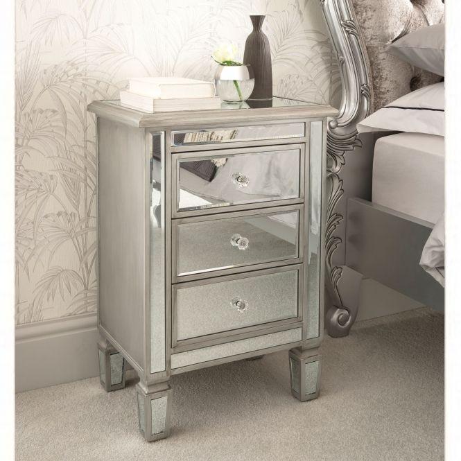 Eclectic Bedroom Furniture, Venetian Mirrored Bedroom Furniture Uk
