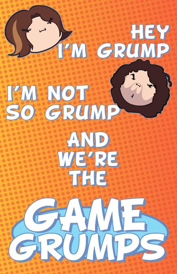 11x17 PRINT Game Grumps