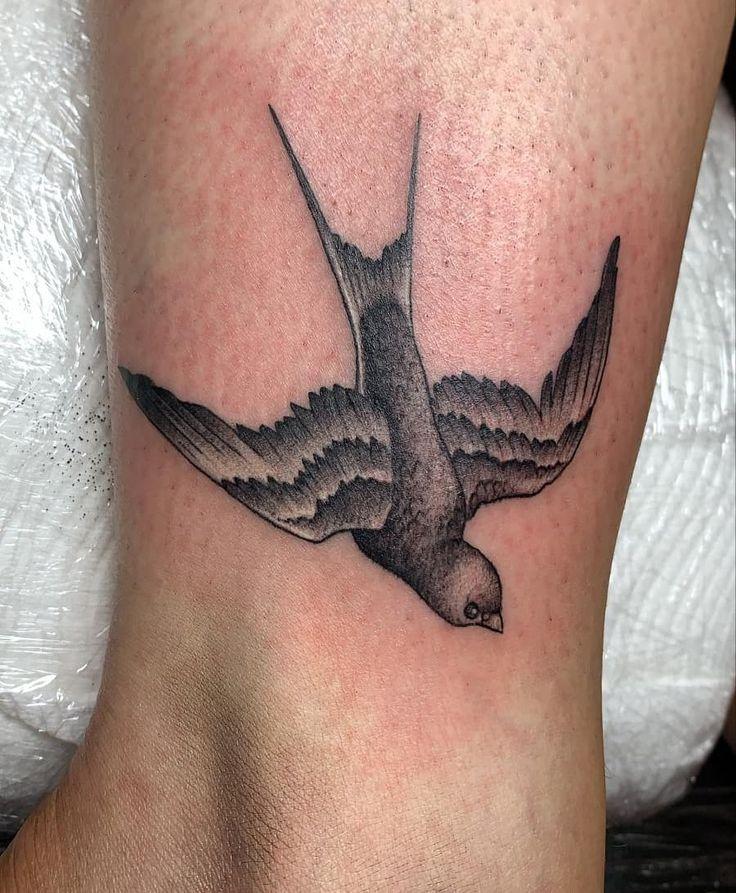 #vogel #tattoo #kleine #tattoos #tattooart #inkedgirls