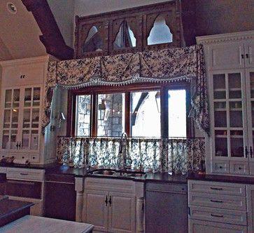 Valances - midcentury - curtains - dallas - Kite's Interiors
