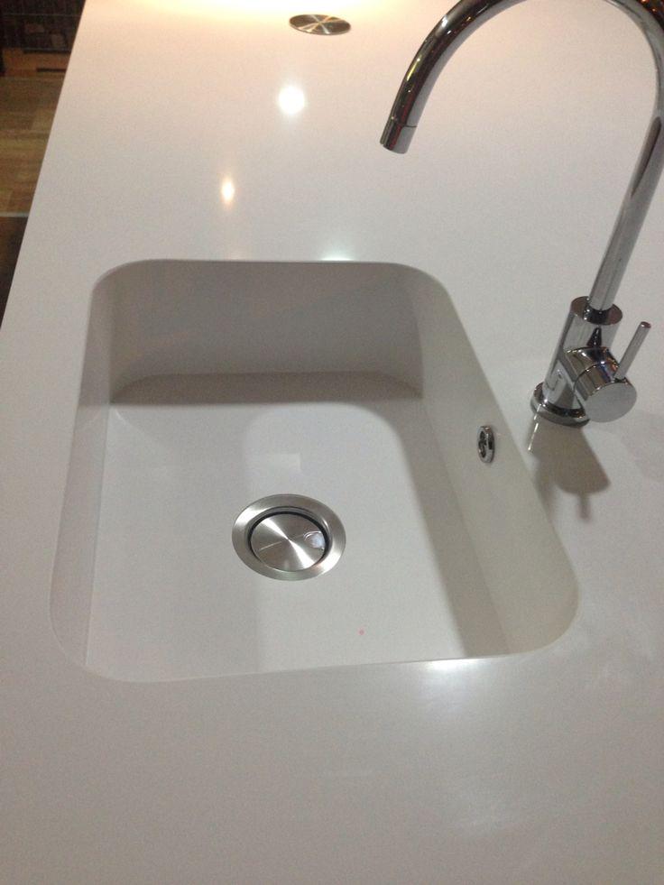 78 best images about tampos de cozinha em silestone e for Silestone sink