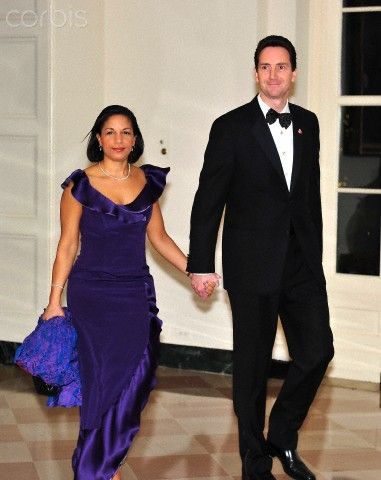 susan rice and husband pictures | USA - China - Arrivals for State Dinner for President Hu Jintao