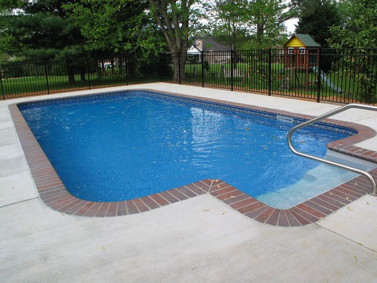 Pool built by anderson pools and spas murfreesboro tn 16 for 16x32 pool design
