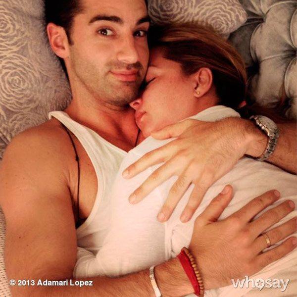 Hoy, Adamari López y Toni Costa celebran su cuarto aniversario juntos.
