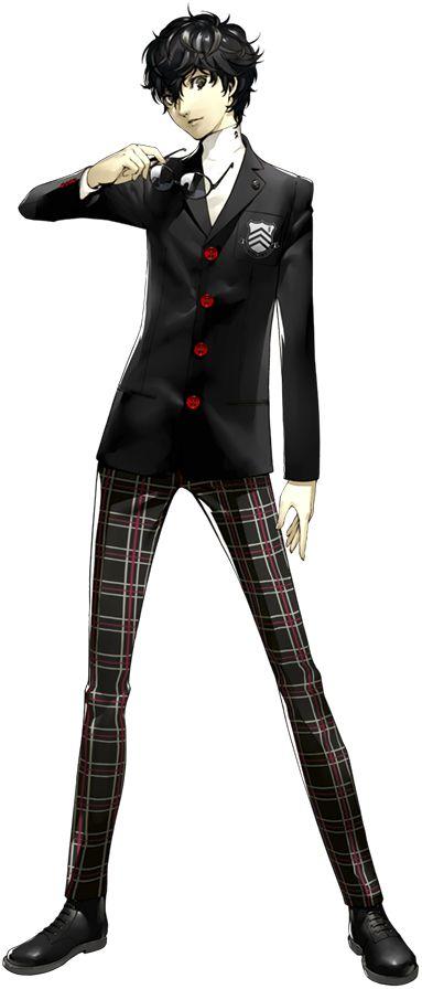 Protagonist (Persona 5) - Megami Tensei Wiki: a Demonic Compendium of your True Self