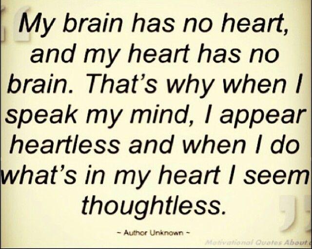 Im Heartless Quotes. QuotesGram