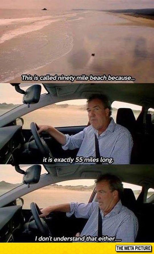 Jeremy Clarkson Humor