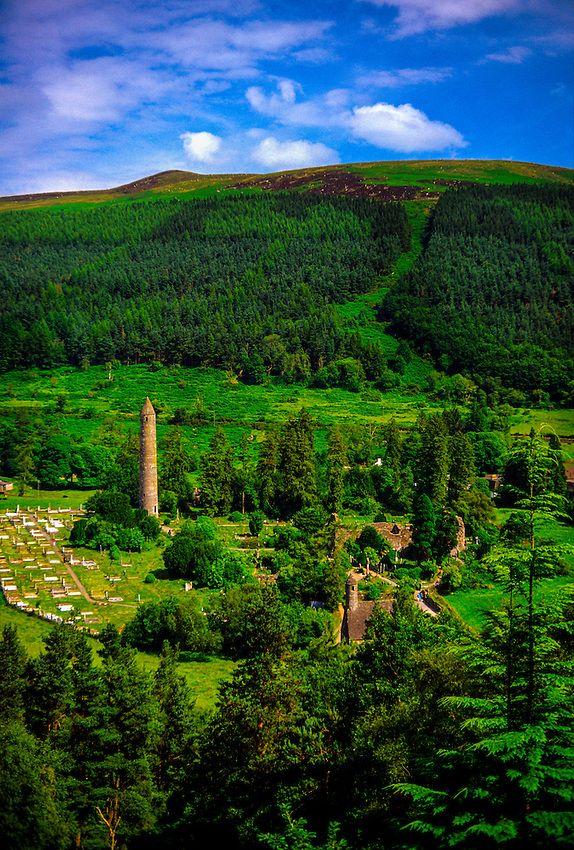 Glendalough, County Wicklow -  Ireland