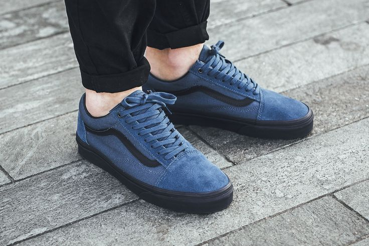 "Vans Old Skool ""Blue Ashes/Parisian Night"" - EU Kicks Sneaker Magazine"