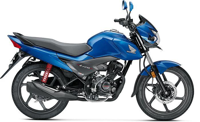 New Model Of Honda Bikes specifications.