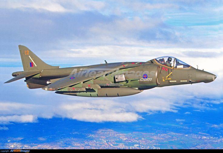 British Aerospace Harrier GR5
