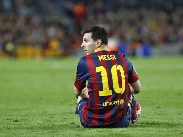 Messi juga manusia