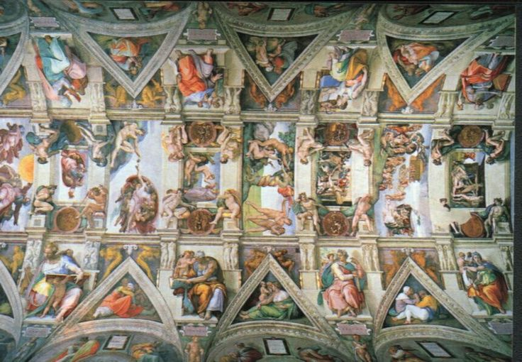The Majesty of Sistine Chapel Tour in Italy Tourist Destinations