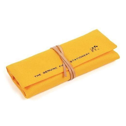 Hightide // Field Roll Pen Case // Colour: Yellow