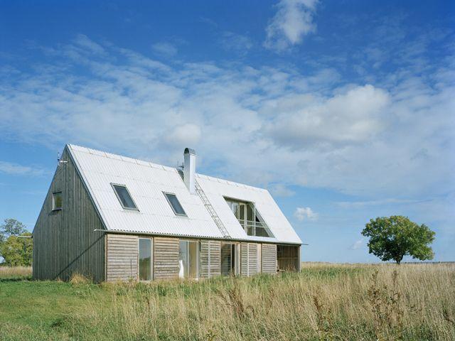 Sommarhus på Fårö / Larsson Lindstrand Palme Arkitektkontor