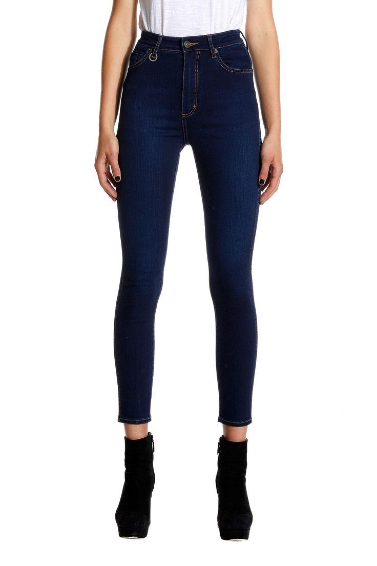 NEUW - Marilyn Ankle Skinny Jeans Pacific Silk