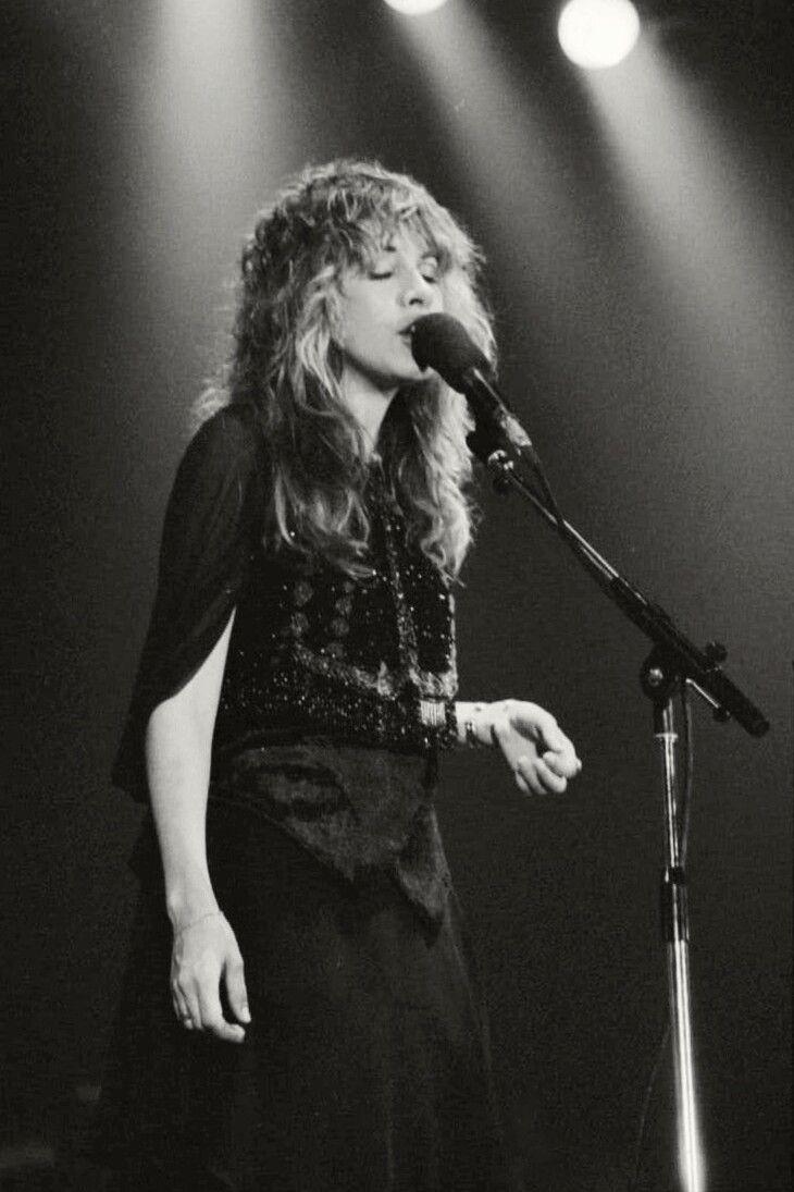 Stevie Nicks, Fleetwood Mac, 1976