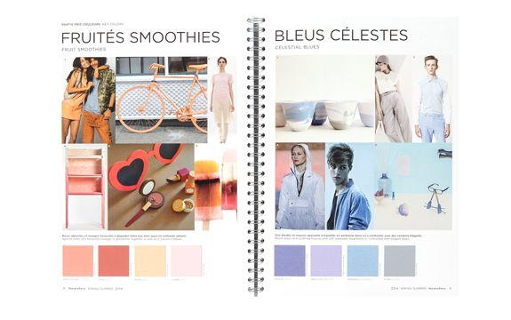 Peclers paris cahier de tendance kids trend book spring for Interieur trends 2015