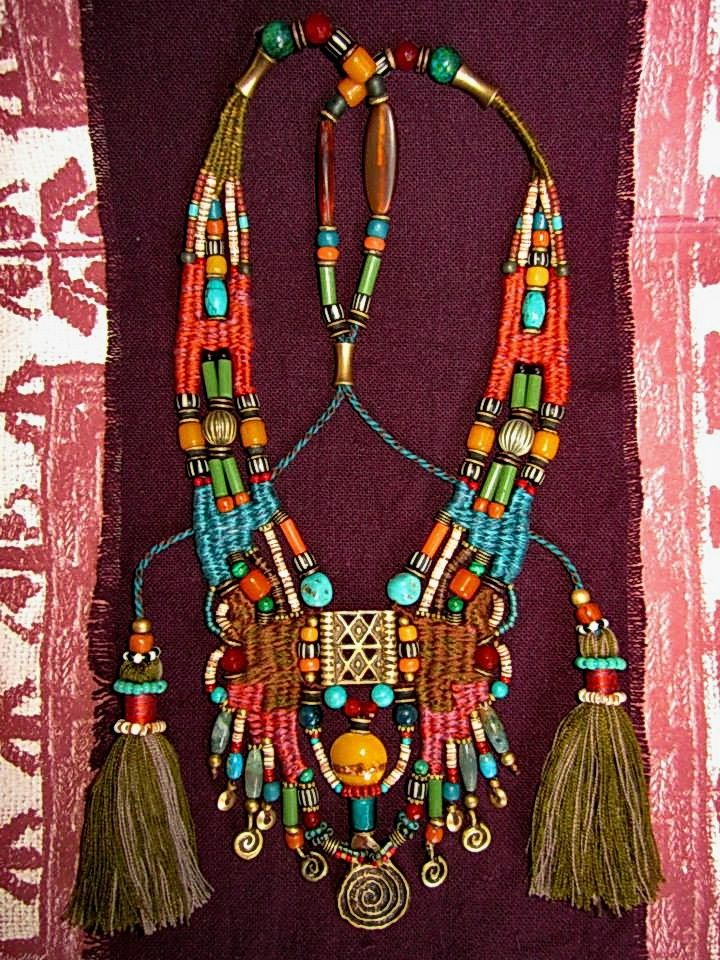 Ethnic Jewelry ~ My Tribe