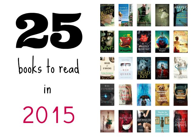 Books to read - Summer 2015
