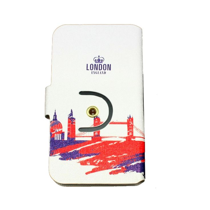 ΘΗΚΗ UNIVERSAL 5'' BOOK STICK LONDON | TheMrGadget.gr