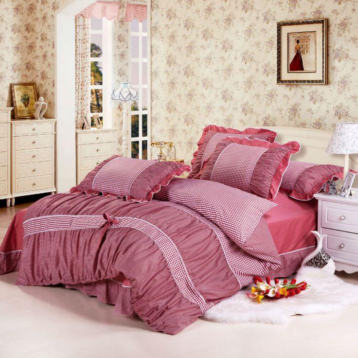 36 Best Korean Bed Cover Bedding Sets Images On Pinterest