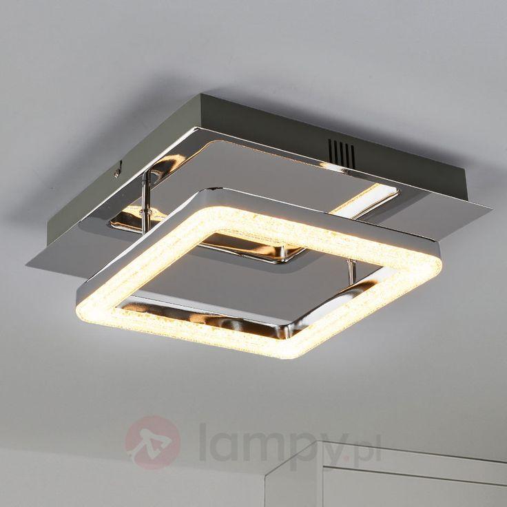 Lampa sufitowa LED Daron z kryształkami 9987041