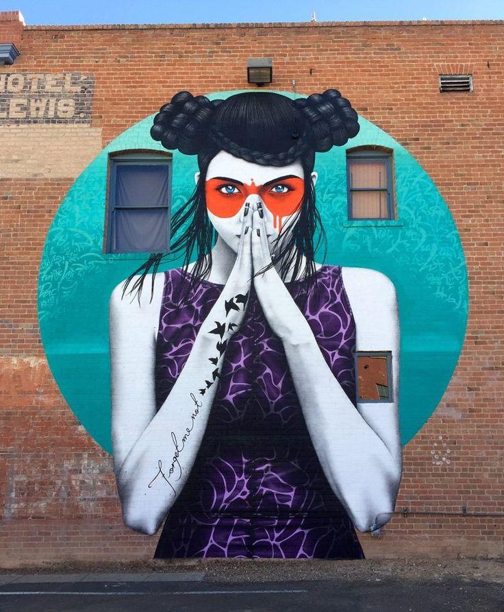 by Fin Dac in Tucson, Arizona, 12/16 (LP)