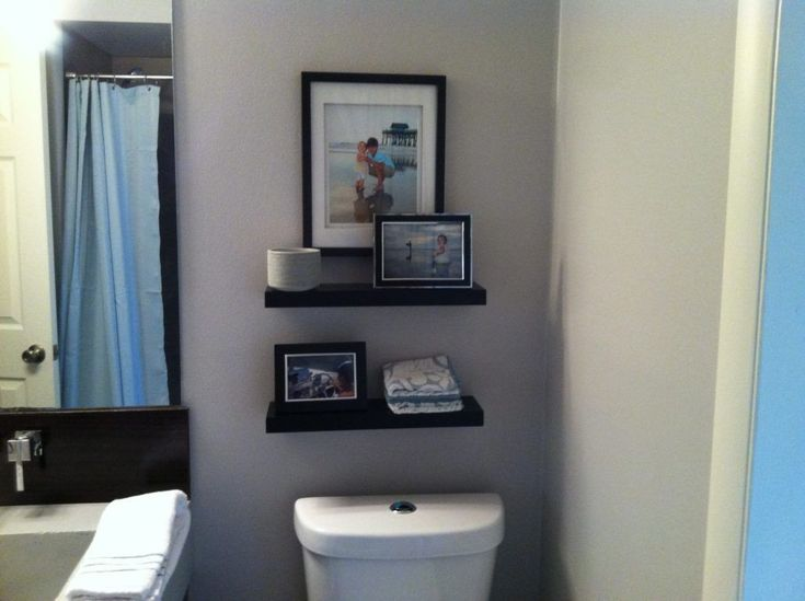 Black Bathroom Shelves Over Toilet #bathroomshelvesdiy   – Bathroom Shelves Decor