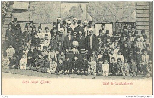 Ecolé Turque à Scutari